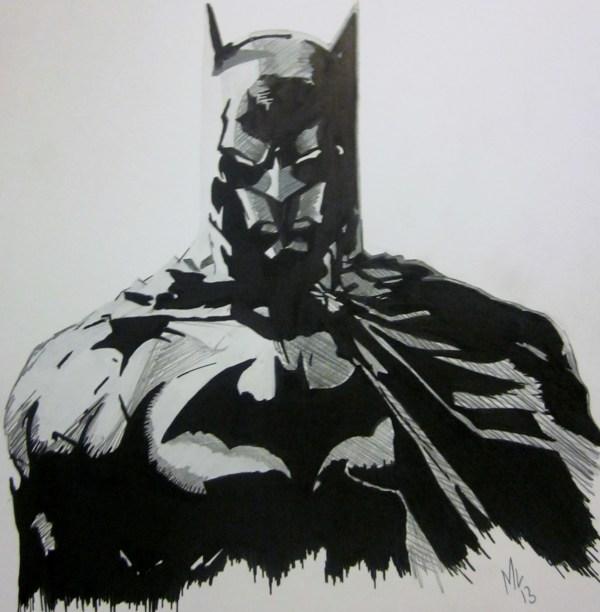 Batman Martyboi10 Foundmyself