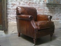 New Arrivals: Distressed Leather Chairs | Found Rentals