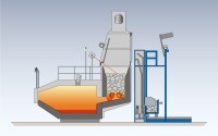 Aluminium melting furnaces for die casting   foundry ...