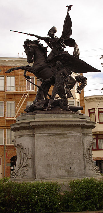 Douglas Tilden Monument Sculptor  FoundSF