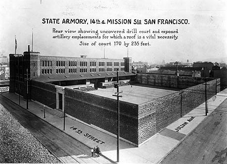 Armory  FoundSF