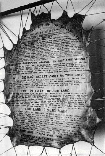 ALCATRAZ Proclamation - FoundSF