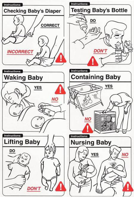 Baby Guide For New Parents » Funny, Bizarre, Amazing