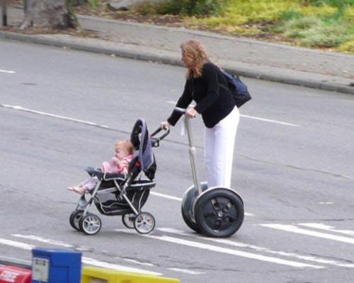 Segway Baby Stroller