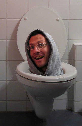 Mr WC Commode  Funny Bizarre Amazing Pictures  Videos