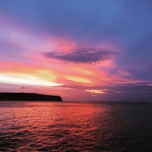 Ceblue Anguilla sunset
