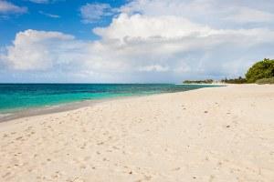 Scenic views at Shoal Bay Anguilla