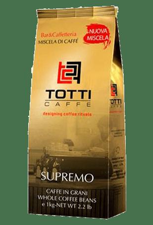 кофе в зернах, Тотти Супремо, Totti Supremo