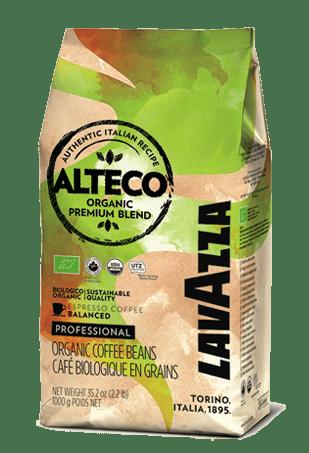 Lavazza Alteco, кофе в зернах, 1 кг
