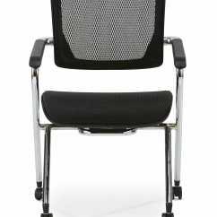 Flex One Folding Chair High Cover Pad X Stack Ergonomic Fountainhead