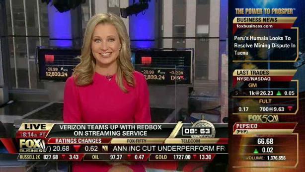 sandra smith fox news wardrobe bright colors 2012
