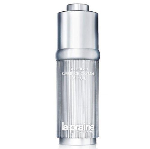 best anti-aging beauty oils La Prairie Cellular Swiss Ice Crystal Oil
