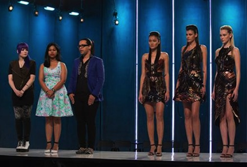 Project Runway, Season 13 episode 2, Red Team Designs