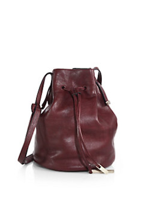 Halston Heritage - Drawstring Bucket Bag - $395 - Saks Fifth Avenue