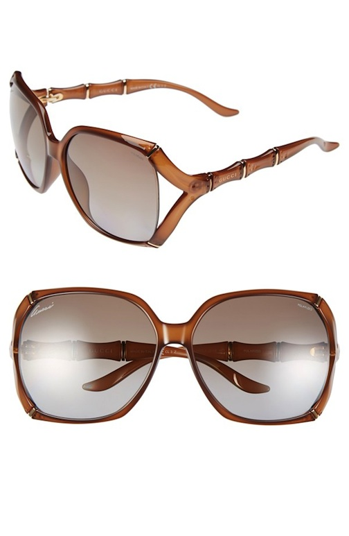 Gucci - 58mm Polarized Sunglasses - $365 - Nordstrom