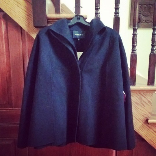 perfect black cape
