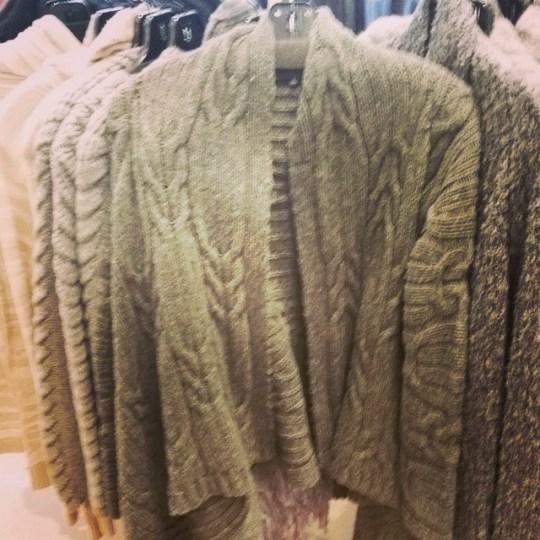 Lafayette 148 New York chunky knit sweaters