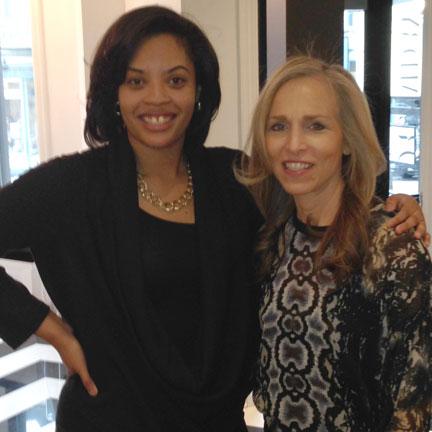 Kiera and Carol Calacci, DreamDry Chicago
