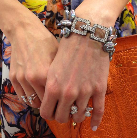 Mimi So Rinsg-bracelet