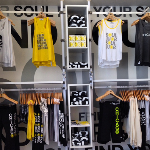 SoulCycle, Loop Apparel