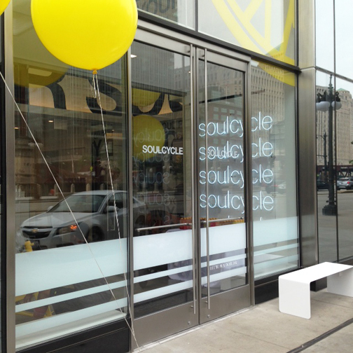 SoulCycle, Loop, Entrance