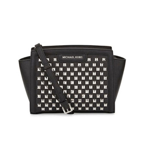 MICHAEL Michael Kors, Black Messenger Bag