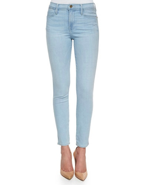 FRAME, Le High Skinny Jeans