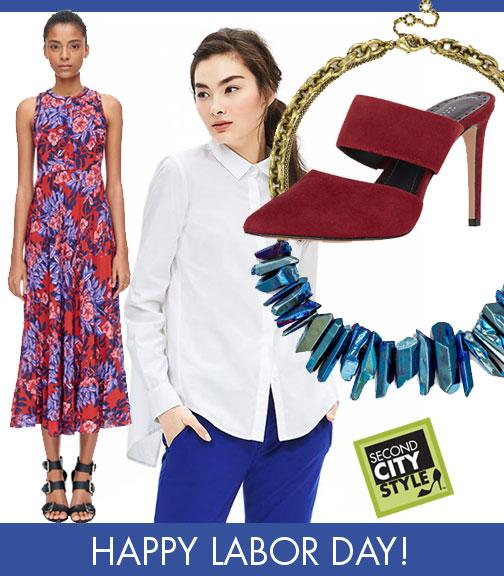 Labor Day Fashion 2015