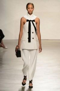 New York Fashion Week Spring '16: Proenza Schouler, Look 1