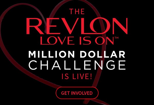 Revlon's LOVE IS ON Challenge