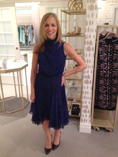 Carol-Calacci-Blue-Derek-Lam-Dress-Rent-The-Runway-Chicago