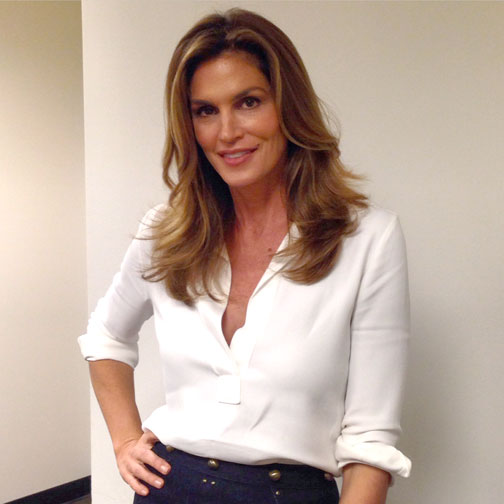 cindy crawford interview fountainof30