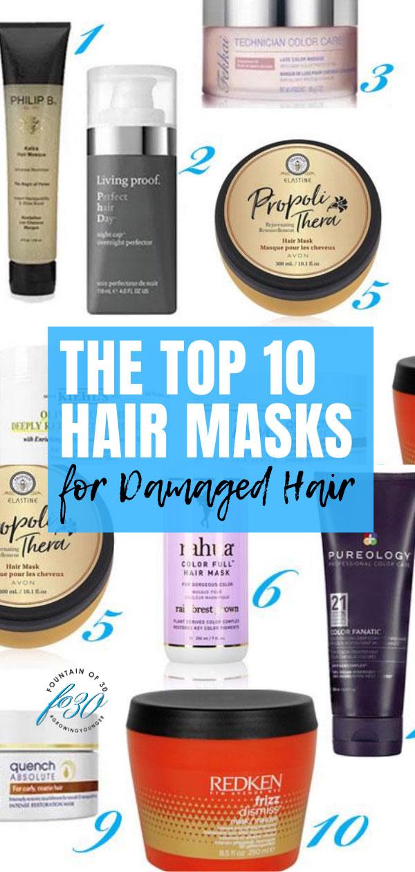 top 10 hair masks fountainof30