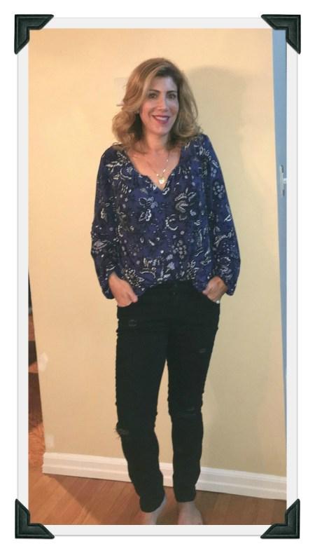 Lauren-Dimet-Waters-DIY-Ripped-Black-Denim-Jeans