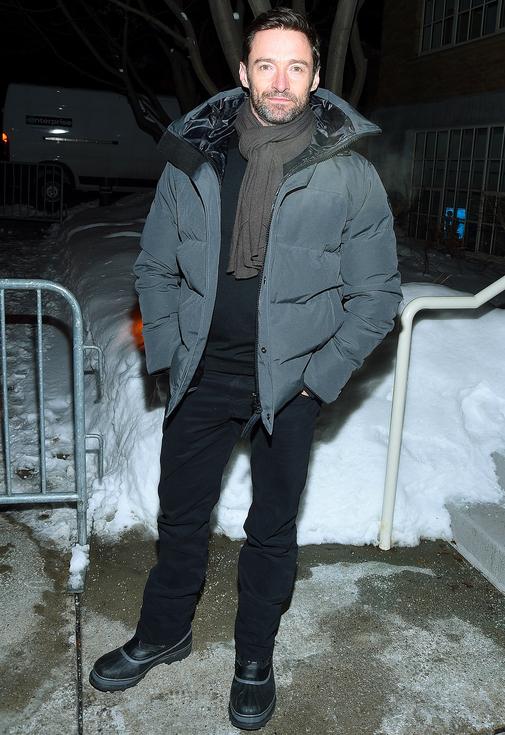 Hugh Jackman Sundance 2016