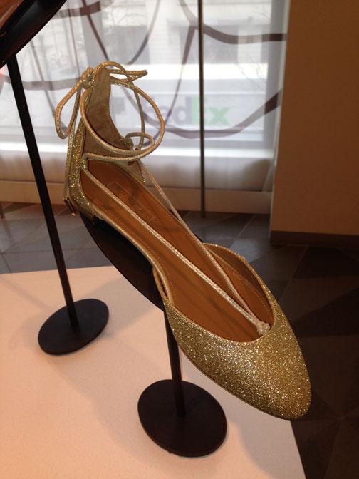 Aquazzura-sparkle-flat-shoe