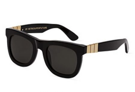black-gold-frame-sunglasses-square-metal-trim-sunglasses