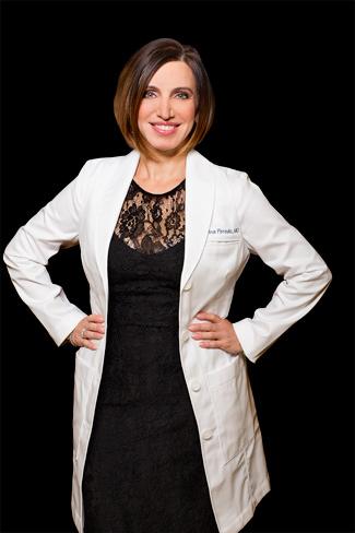 dermatologist-white-coat-femaile-doctor-Marina-Peredo