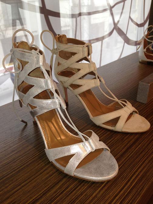 strappy sandals Aquazzura