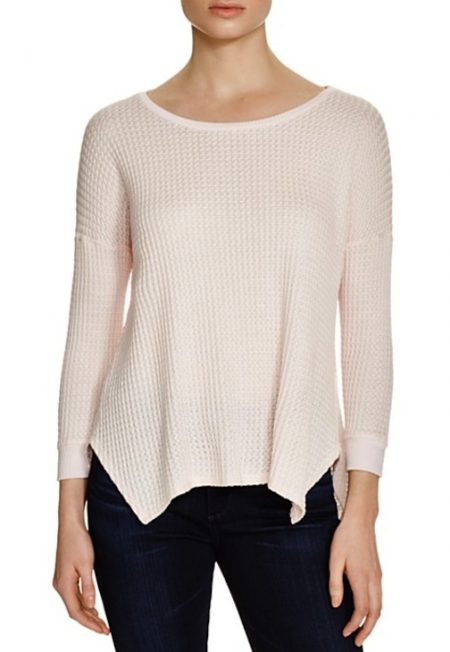 thermal-knit-tee-blush-pink