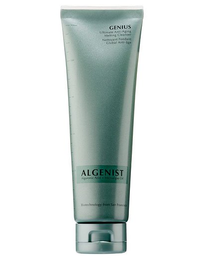 anti-aging facial cleanser algenist melting cleanser fountainof30