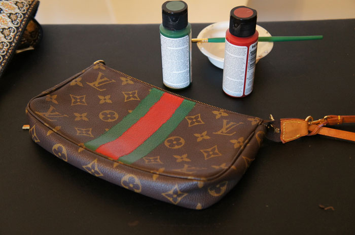 gucci-stripe-side-bag-green-red-paint-briushes