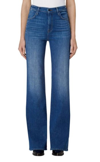 7 jean styles women over 40 should have High Waist Wide Leg Jeans