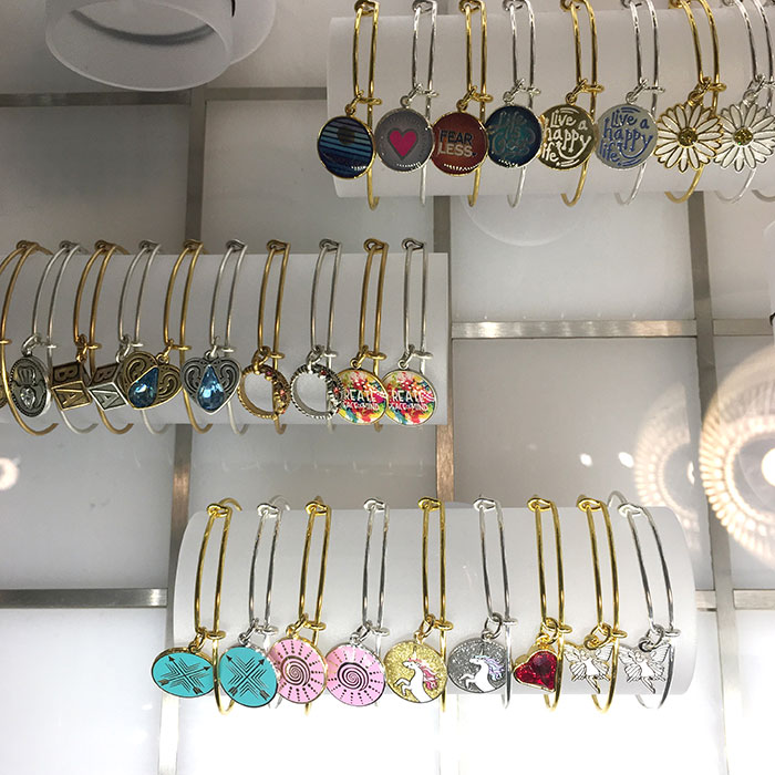 ALEX AND ANI Chicago Store charms