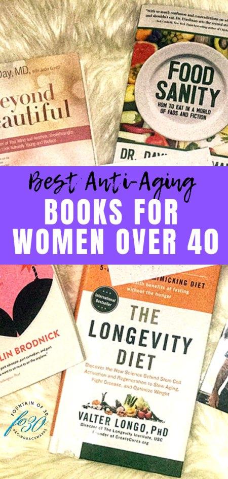 best anti-aging books