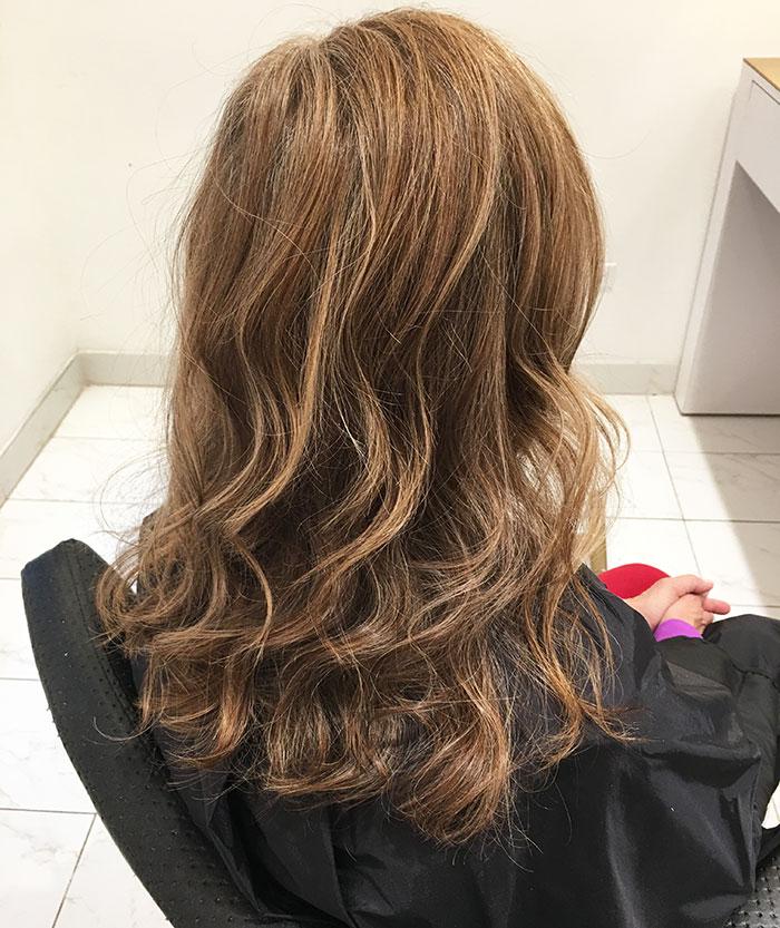 carol calacci hair color and style Zazu Salon Chicago fountain of 30