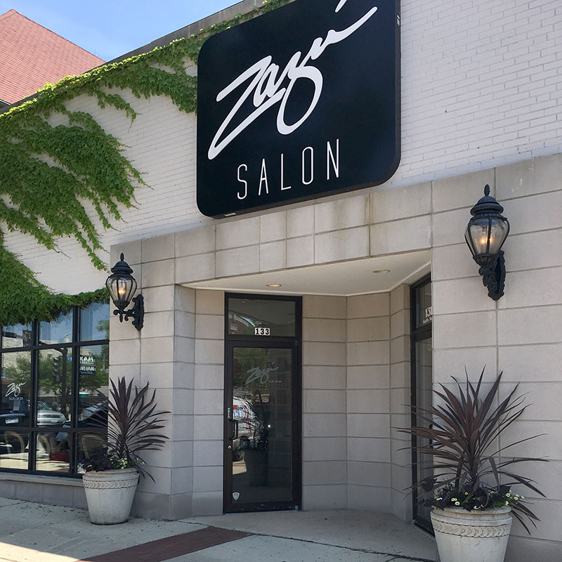 Zazu Salon Wheaton