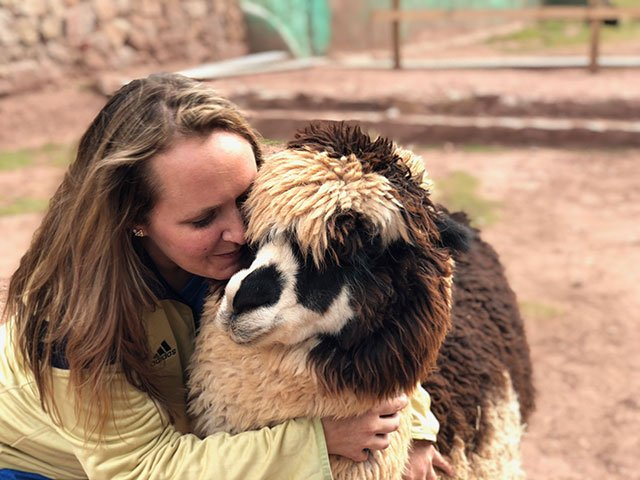 travel to Peru Jacqueline Zenn Sacred Valley Ccoohahuasi Animal Sanctuary