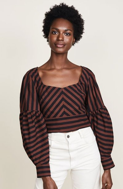 Spring '19 Trends You Can Buy Now puff sleeves