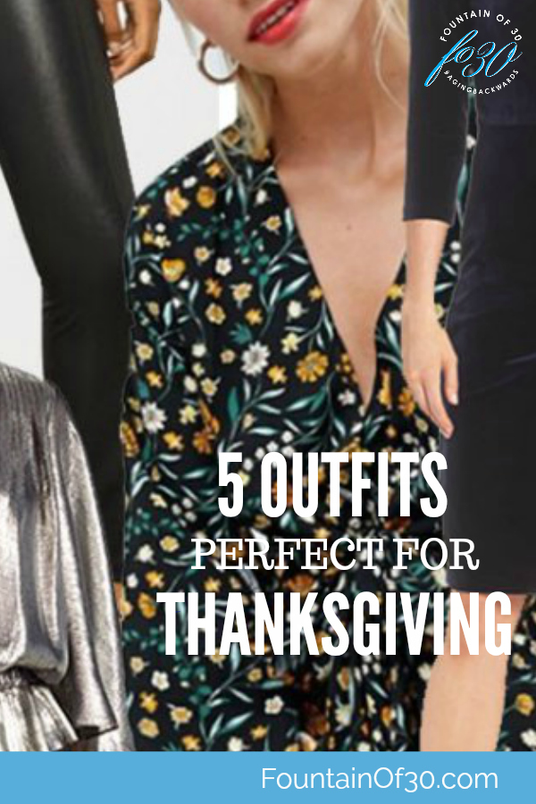 5 Outift Ideas Perfect For ANY Thanksgiving Gathering